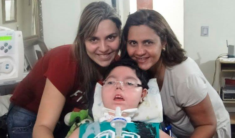 Mimi, Lucas e Fátima